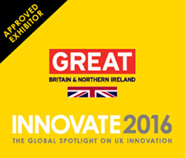 InnovateUK showcase exhibitor