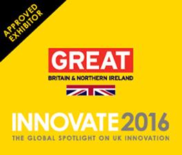 InnovateUK showcase exhibitor